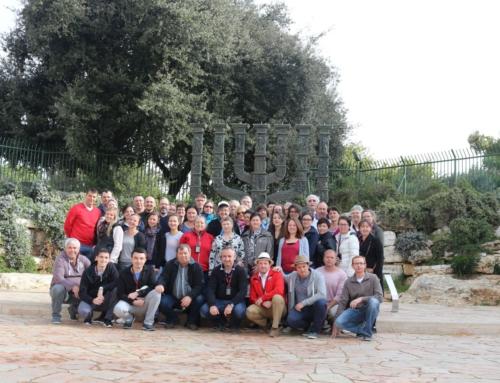 Biblische Israel-Studienreise 2017