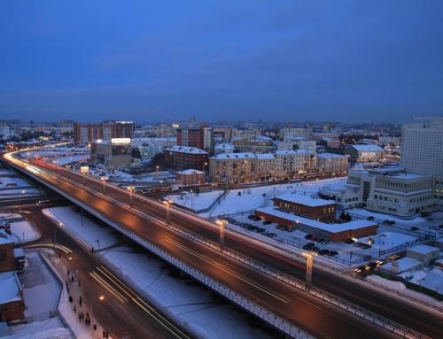 Bericht über Omsk Fahrt